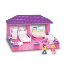 blocky house dormitorio- baño