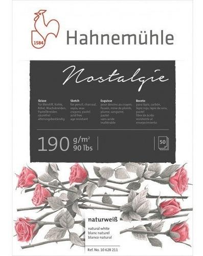 bloco alemao nostalgie tecnica seca hahnemuhle 42x29 a3 50f