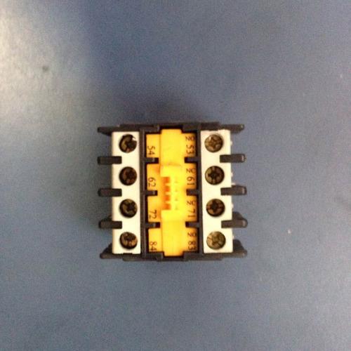 bloco auxiliar telemecanique la1 - d22