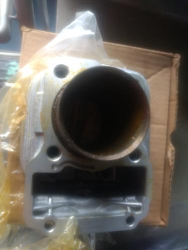 bloco cilindro motor titan 2000 a 2004 e fan 125 original