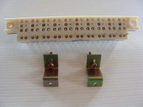 bloco de proteção para telefonia -10 pares