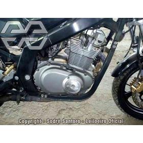 Bloco Do Motor  Numerado  Susuki Gs 500 Ano 2088 2009