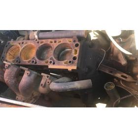 Bloco Do Motor Gm Chevrolet Monza 2.0
