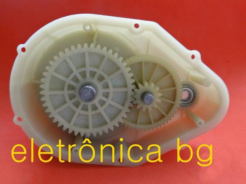 bloco engrenagens batedeira orbital kitchen cadence bat600
