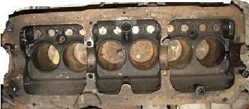 bloco motor caminhão