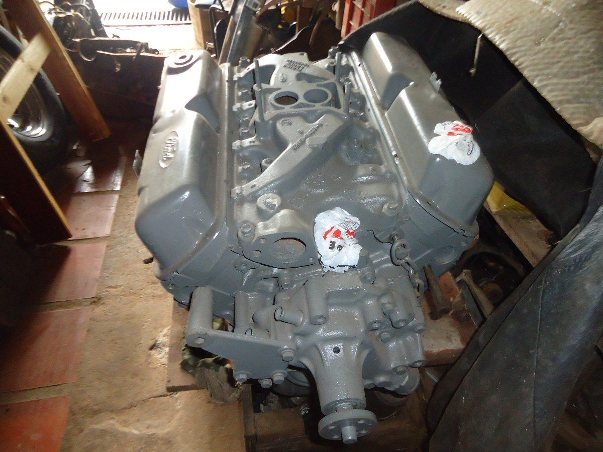Bloco motor v8 ford 302 maverick mustang landau cobra f150 for Motor ford f150 v8