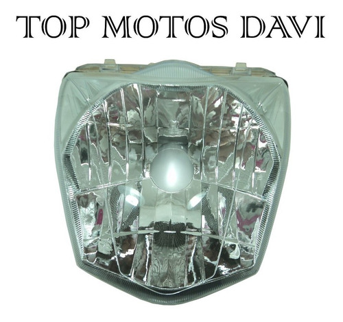 bloco optico farol moto honda fan 150 titan 150 2014