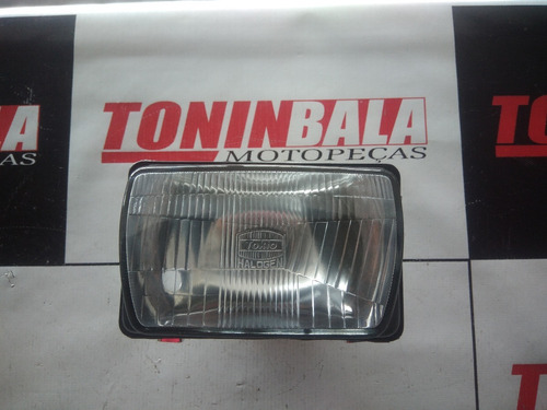bloco optico modelo original tokio halogen xt 600 cod:1445