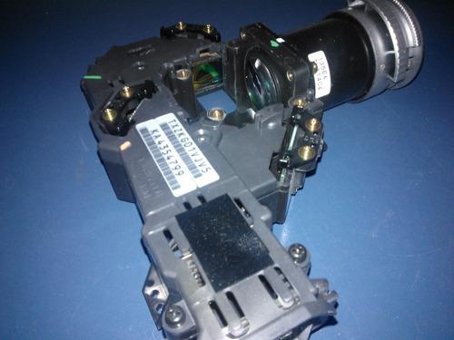 bloco optico sem prisma lcds projetor panasonic pt-lm1u