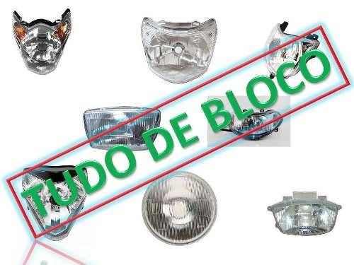 bloco optico titan 150 mix 09-10 s completo