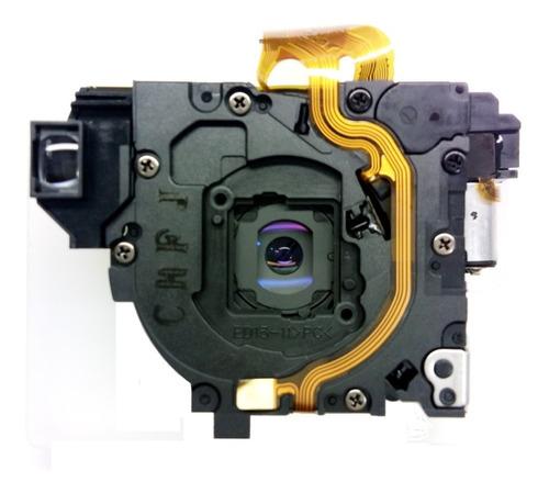 bloco ótico lente câmeras sony dsc-w50 novo