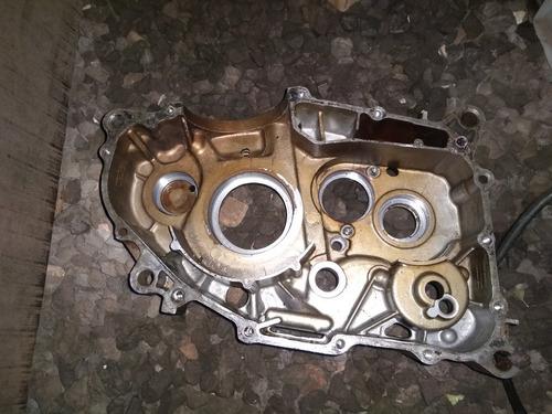 bloco/carcaça motor xlx 350 lado direito
