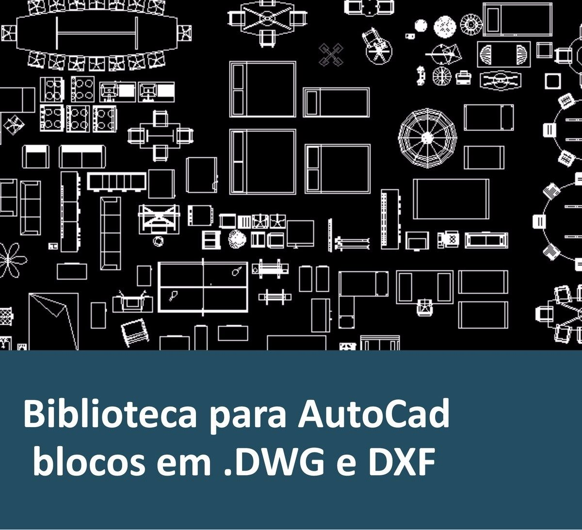 blocos dwg gratis