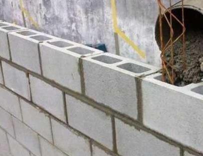 blocos de cimento. 9 8.4.0.5.2.7.1.7