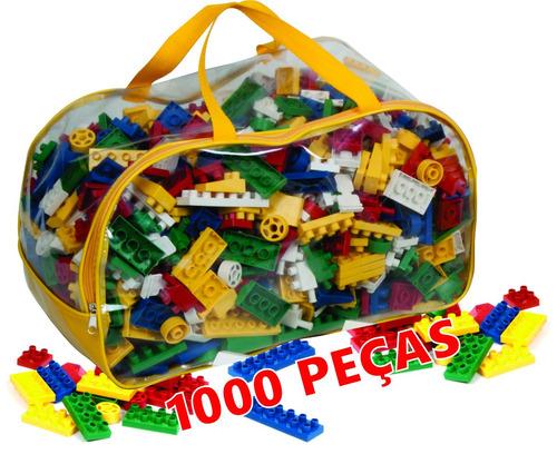 blocos de montar 2000 peças - frete gratis - ***lego***