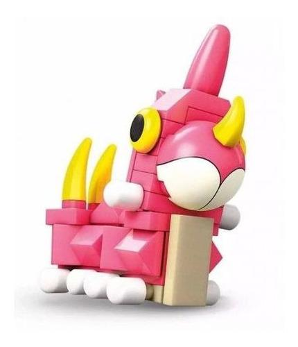 blocos mega construx pokémon fpm00 mattel - wurmple