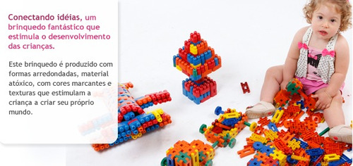 blocos montar brinquedo