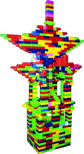 blocos peças blocos montar