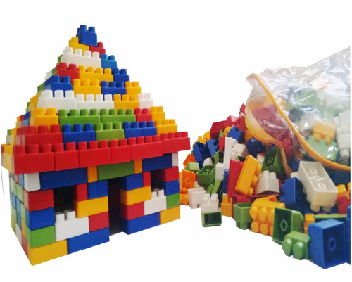 blocos peças montar