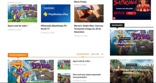 blog interativo com mídias sociais e blogger