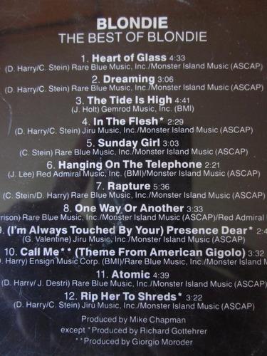 blondie the best cd (tumusica)