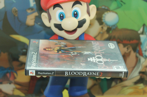 blood drayne 2 para playstation 2 completo blooddrayne