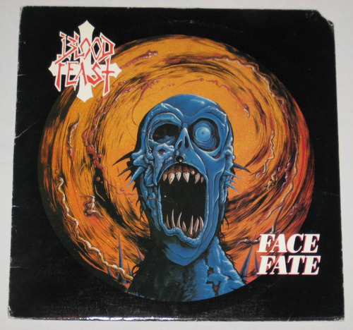blood feast - face fate ( usa edition ep)