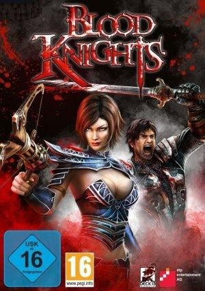 blood knights (pc) (juego fisico)
