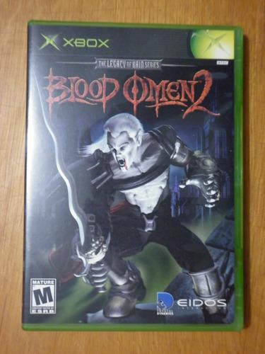 blood omen 2 para x-box
