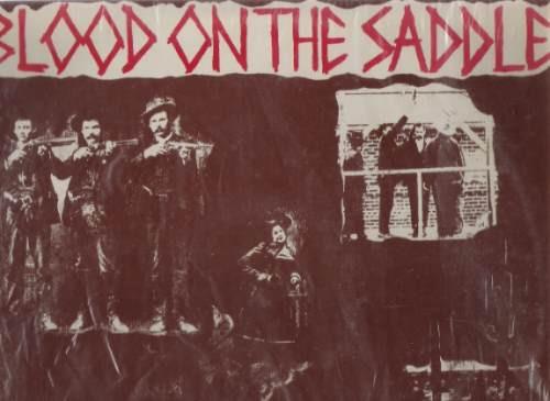 blood on the saddle blood on the saddle (e)(us) lp imp***