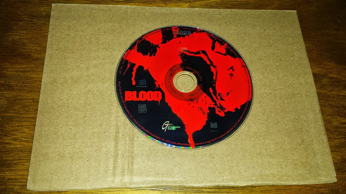 blood original computador pc game jogo