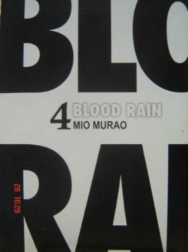 blood rain 4                murao mio                  ivrea