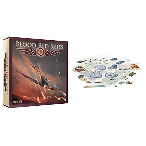 Blood Red Skies Battle Of Britain 1: 200 Wwii Mass Air