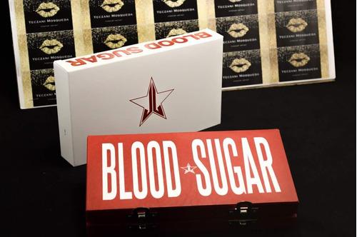blood sugar jeffree star 100% original