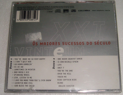 blood sweat and tears 21 grandes sucessos cd sellado