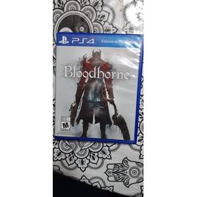 Bloodborne Físico Ps4