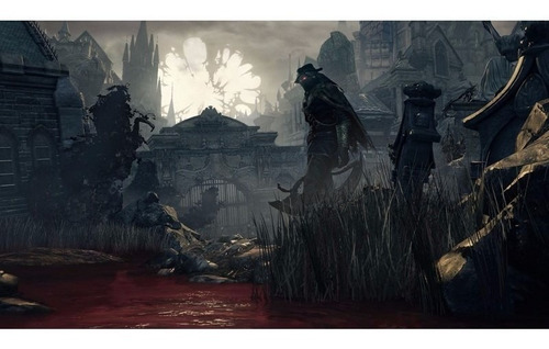 bloodborne game of the year edition ii ps4 ii secundario
