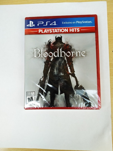 bloodborne ps4