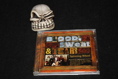 blood,sweat & tears  spinning wheel   lacrado cd !!!!