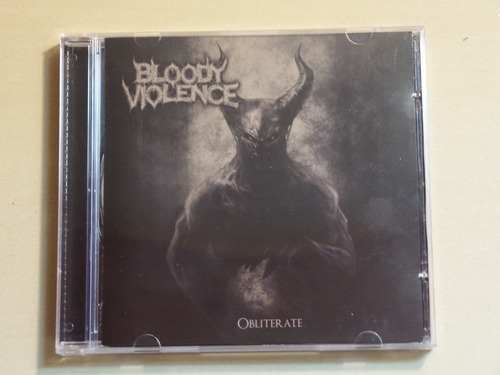 bloody violence - obliterate (death metal)