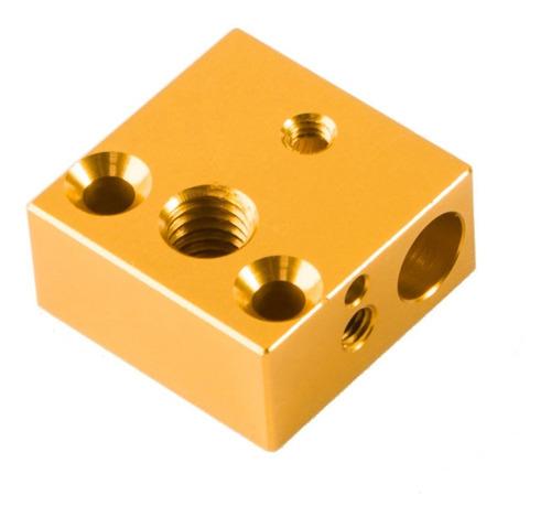 bloque calentador hotend ender3 - pro creality