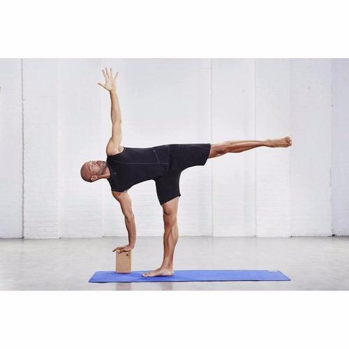 bloque de yoga: ligero, suave y práctico