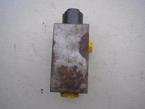 bloque hidraulico soloenoide schwing dfl 10 r 1/2 280bar