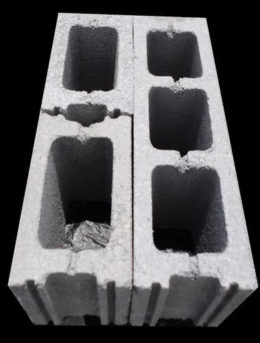 bloque prensado y liviano mejor precio 49cm/20cm/15cm/10cm