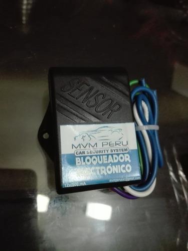 bloqueador electrónico / trabagas antiasalto/ toquepluma
