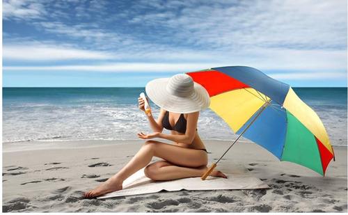 bloqueador solar umbrella gel x 60g. - fps-50