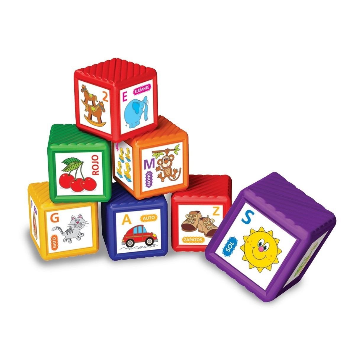 Cubos Apilables Para Ni Os En Mercado Libre Argentina # Muebles Didacticos Para Ninos