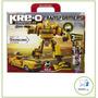 Kre-o Transformers Bumblebee - 335 Piezas + 3 Kreons, 2 En 1