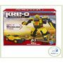 Kre-o Transformers Bumblebee - 75 Piezas 2 En 1