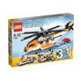Lego Creator 7345 Helicoptero Avion Y Barco De Transporte